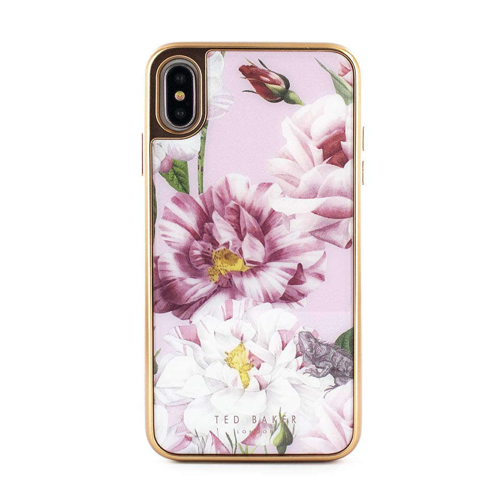83d53abba6c955 Ted Baker Fashion Premium Tempered Glass Case for iPhone Xs Max, Protective  Cover iPhone Xs Max for Professional Women/Girls - Iguazu: Amazon.ca: ...