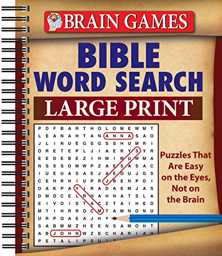 Best bible word search large print for 2020