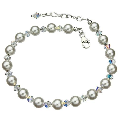 Amazon Com Joyful Creations Sterling Silver Ankle Bracelet