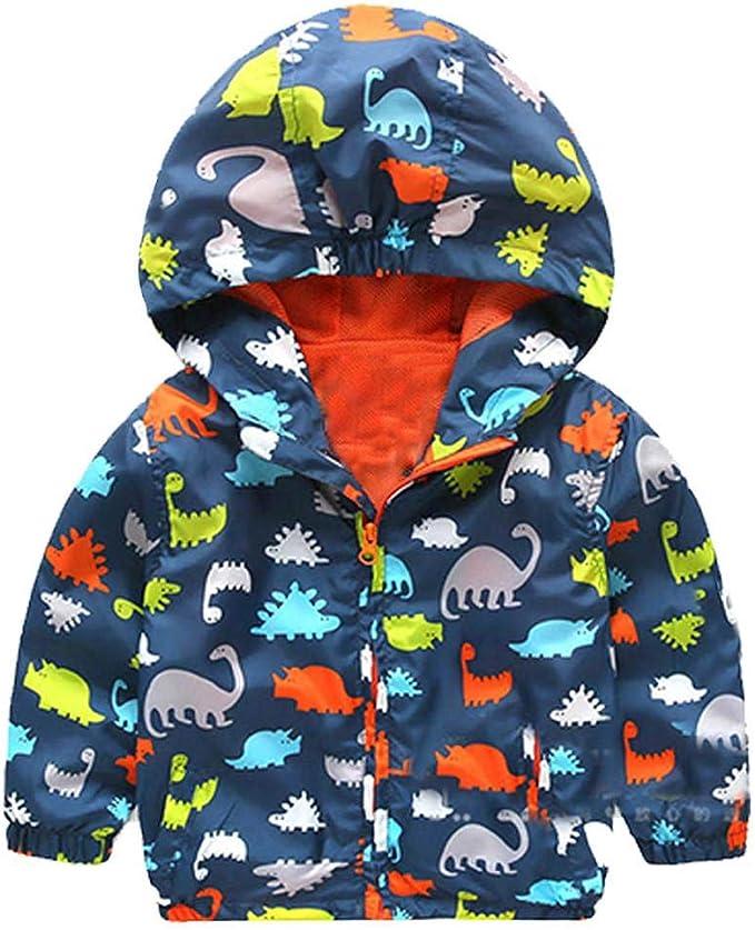 Chaqueta de beb/é ni/ños,Dinosaurio Abrigo con Capucha ni/ños ni/ñas Sudaderas con Capucha Pijamas Ropa por Venmo