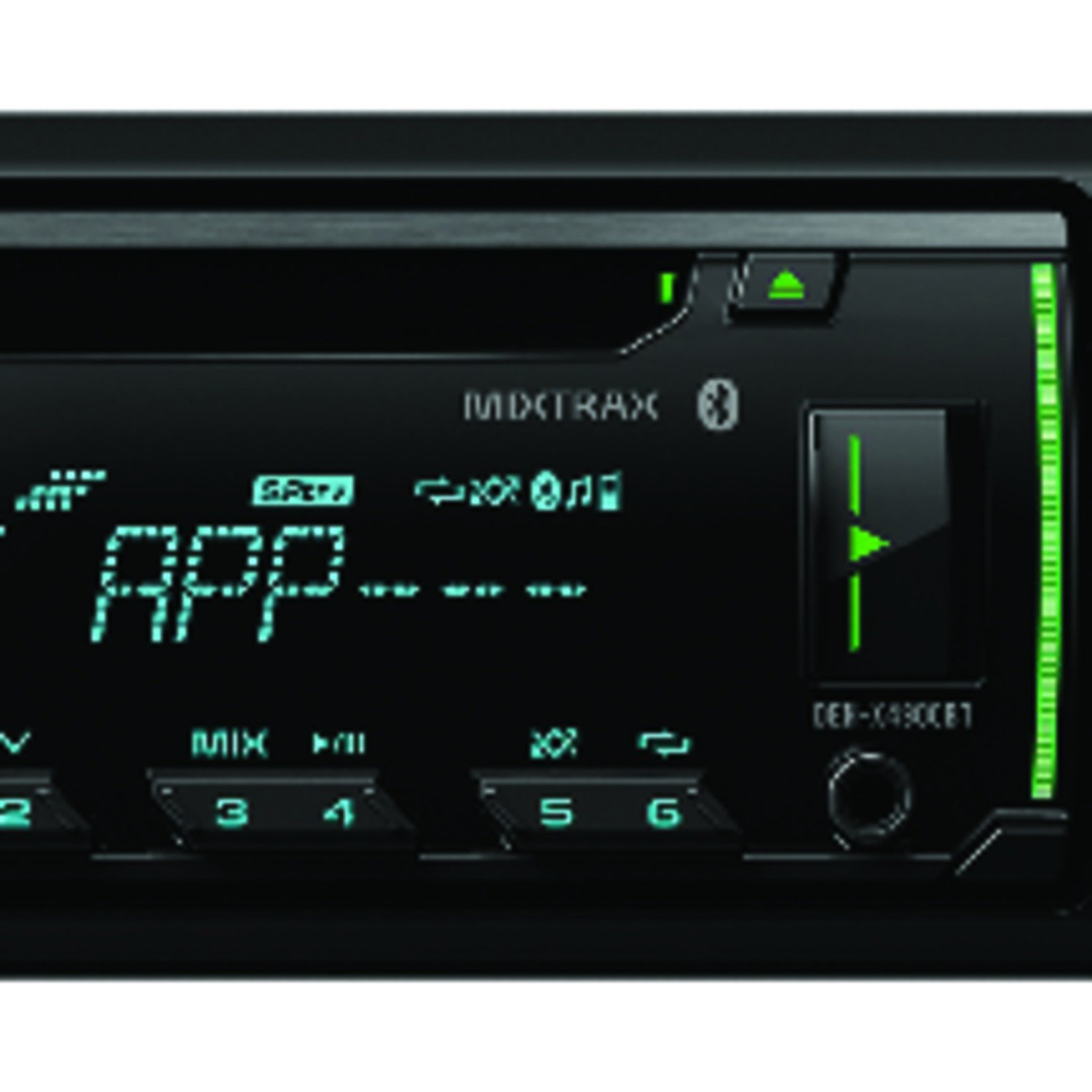 Pioneer Deh X4900bt Vehicle Cd Digital Music Player Car Stereo Wiring Diagram Besides Receivers Black Cell Phones Accessories