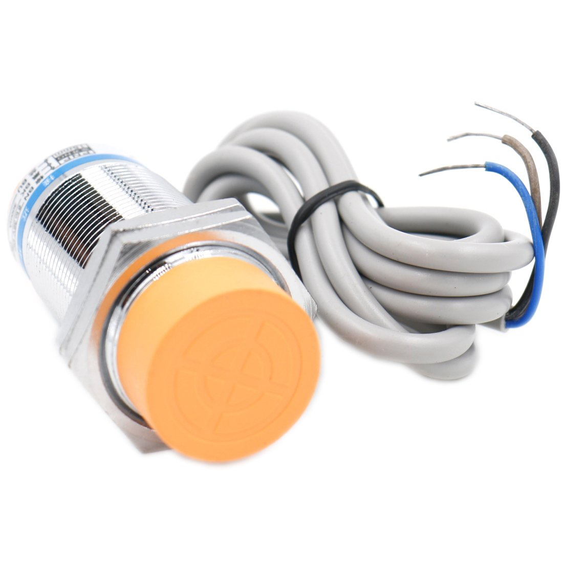 Heschen inductive proximity sensor switch LJ30A3-15-Z/BY detector 15 mm 6-36 VDC 300mA PNP normally open(NO) 3 wire Heschen Electric Co.Ltd HS-LJ30A3-15-Z/BY