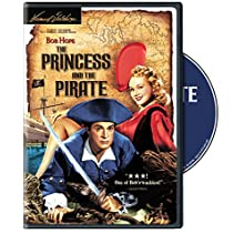 Princess and the Pirate, The (DVD) (2014)