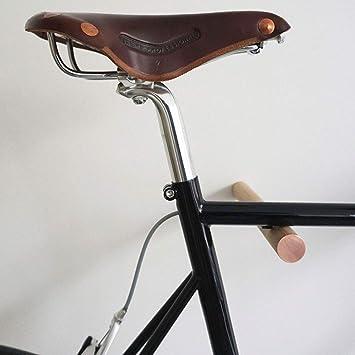 Soporte de pared para bicicleta de diseño - GANCHOS DE BICICLETA ...