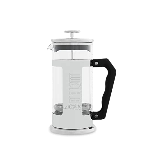 Bialetti French Press Bold - Cafetera (Independiente, Negro, Acero ...