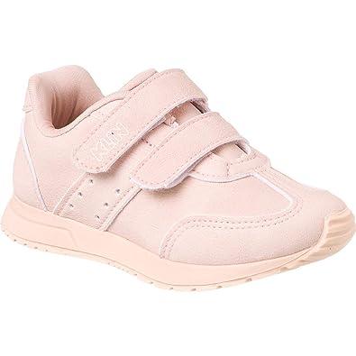 4ee6c788ab Tênis Infantil Klin Baby Walk Velcros Cor  Rosa Bb - Tam.  27 ...