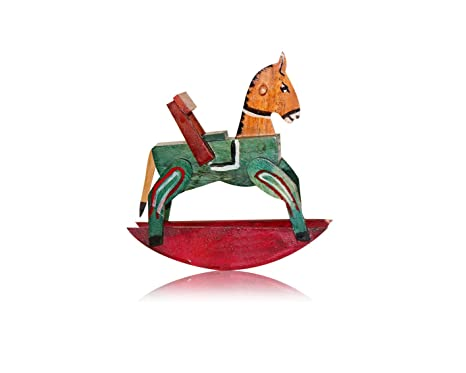 Buy Aacruti Wooden Toy Mini Horse For Kids And Decor Chp30009b