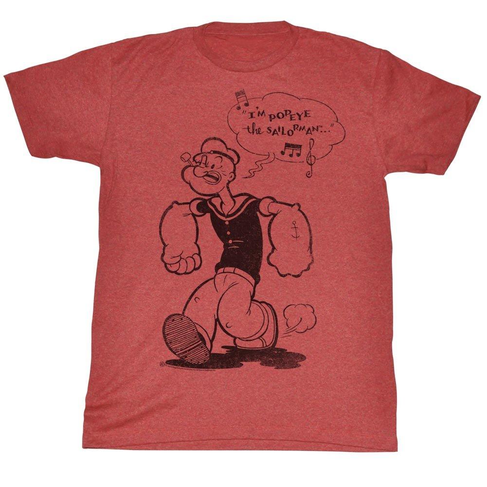 Popeye S Sailorman T Shirt