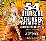 54 Deutsche Schlager der 50er und 60er - Die Grössten Hits Und Interpreten