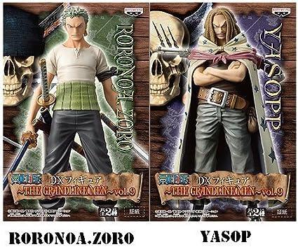 Banpresto One Piece 6.7 Roronoa Zoro DXF Figure The Grandline Men Volume 9
