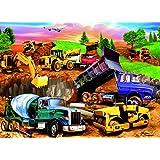 Ravensburger Construction Crowd - 60 pc Puzzle