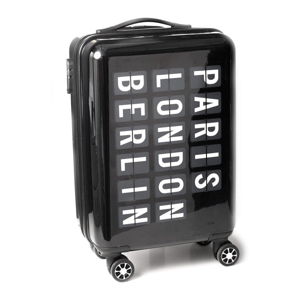 Balvi-AirportValigiaTrolleyconMisureCabina.RealizzatoinplasticaRigida-ABS.con4Ruote. Balvi Gifts S.L.