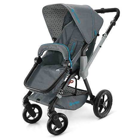 Concord Wanderer 2015 – Carrito de bebé (piedra gris)