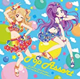 Star Anis - Aikatsu! (Data Carddass) 2nd Season Insert Song Mini Album 1: Pop Assort [Japan CD] LACA-15421