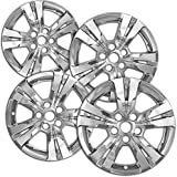 17 hubcaps wheel covers amazon 1938 Ford Hubcaps oxgord wheel skin for 2010 2015 chevrolet equinox pack of 4 wheel covers