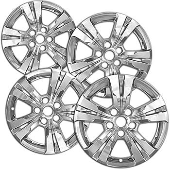 Amazon Com Oxgord 17 Inch Hubcap Wheel Skins For 2010 2015