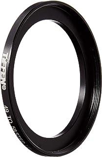 Tiffen 5277SUR 52 to 77 Step Up Filter Ring (Black)