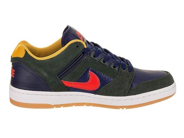 Amazon.com   Nike SB AIR Force II Low Mens Skateboarding-Shoes AO0300   Basketball