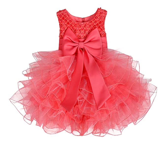 Shiny Toddler Vestido tutú Brillante para Fiesta de ...