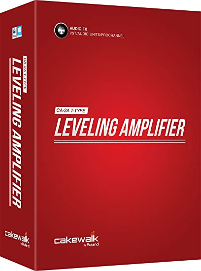 Amazon com: Cakewalk CA2A T-Type Leveling Amplifier Software