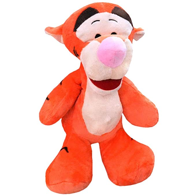 45 cm XXL Peluche Tigger de Disney Winnie The Pooh Gran peluche Peluche: Amazon.es: Juguetes y juegos