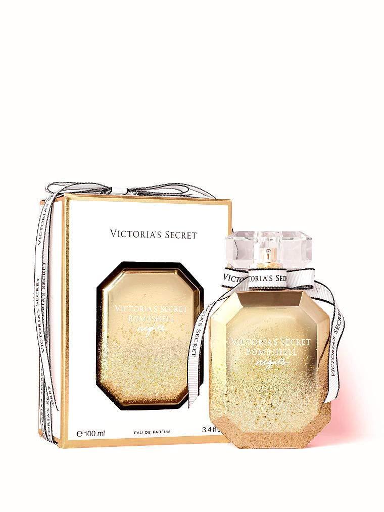 2c7b46b5616 Amazon.com  Victoria Secret NEW! Bombshell Nights Eau de Parfum 3.4 FL.Oz.   Beauty