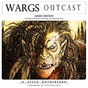 Wargs: Outcast Audiobook