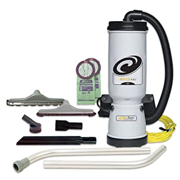 ProTeam Mega Vac Backpack Vacuum