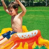 Intex Dinosaur Inflatable Play Center, 98in X