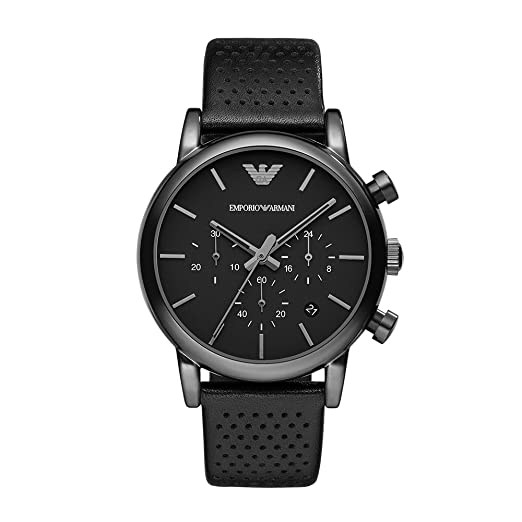 2fdf8b86 Image Unavailable. Image not available for. Colour: Emporio Armani Men's  Watch AR1737
