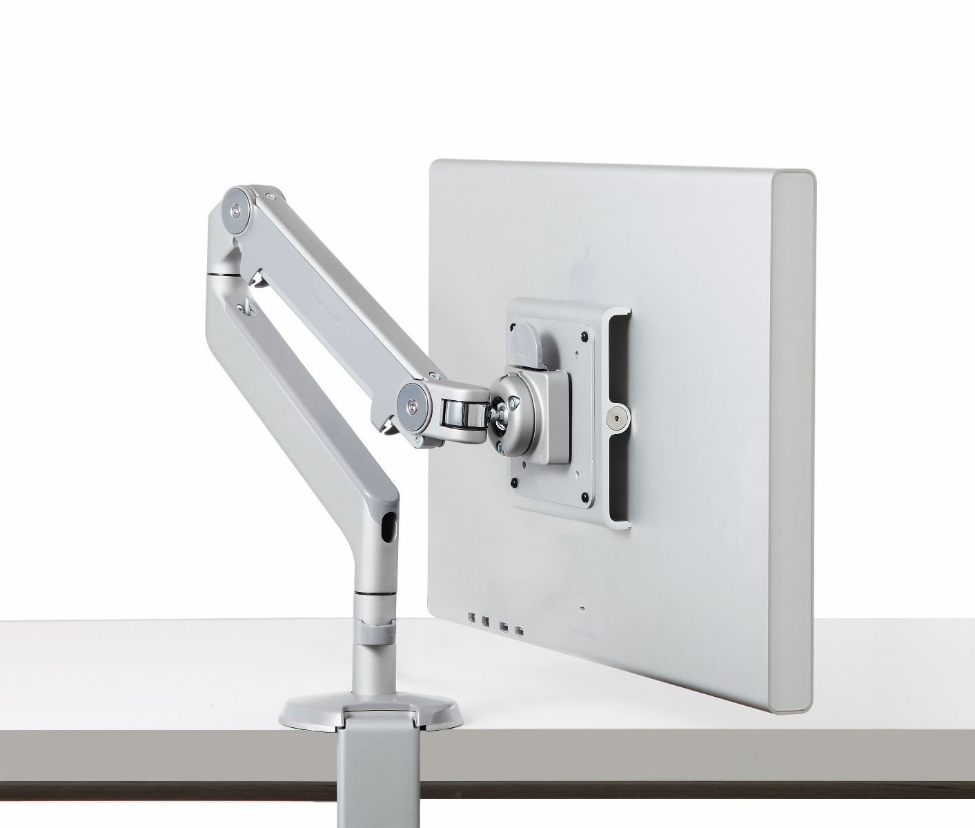 Humanscale Monitor Arm: M2 - Fixed Angled/Dynamic Arm - Standard Ball Joint