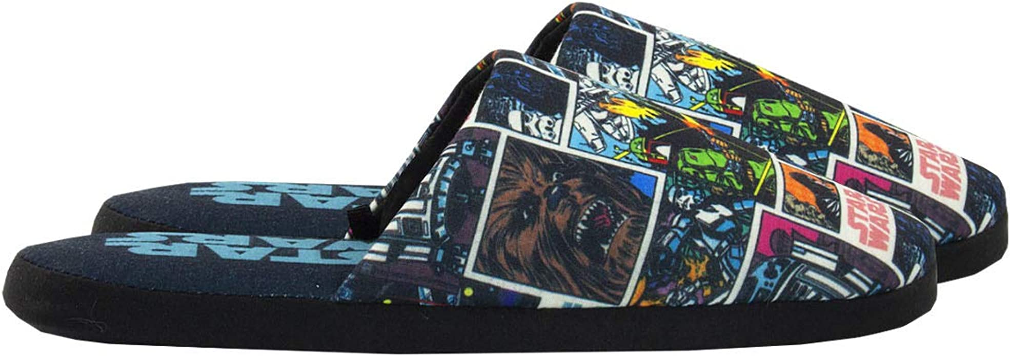 Vanilla underground Star Wars Comic Toutes Surimpression Polyester Multicolores Hommes Chaussons