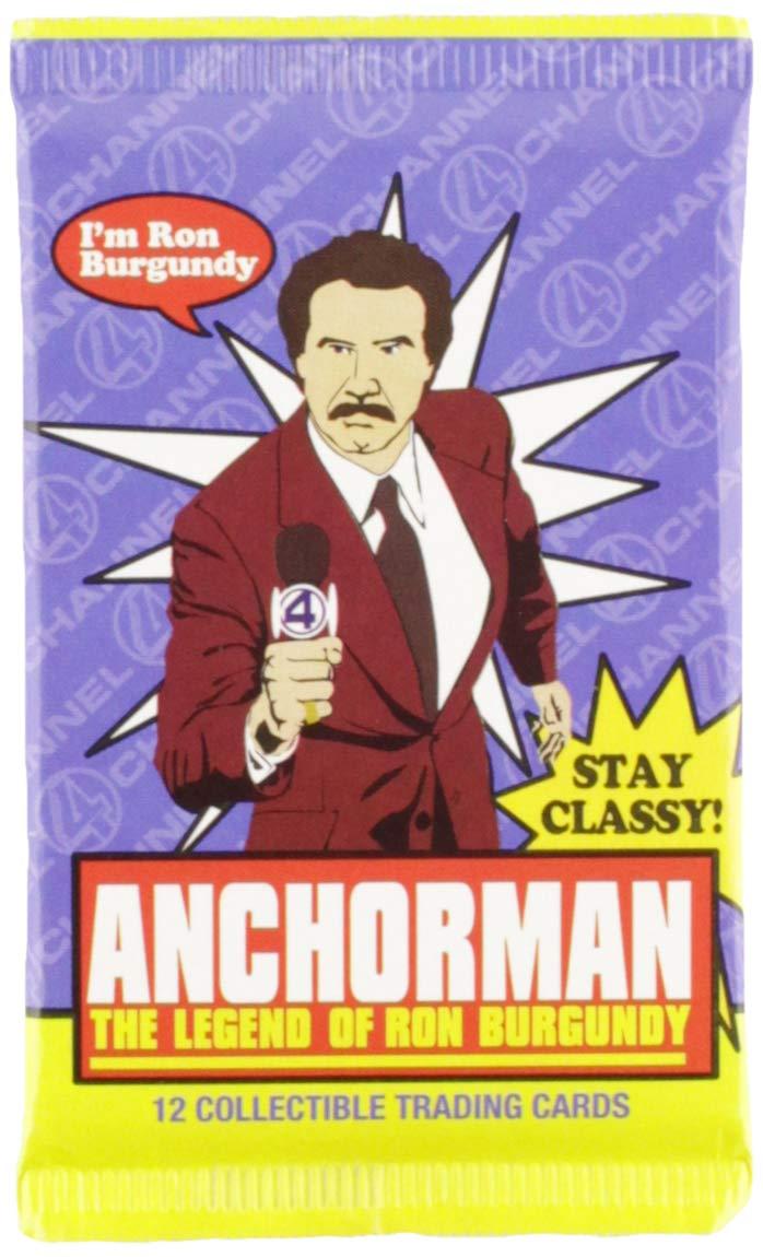 Anchorman: Legend Of Ron Burgundy With Cards Edizione: Stati ...