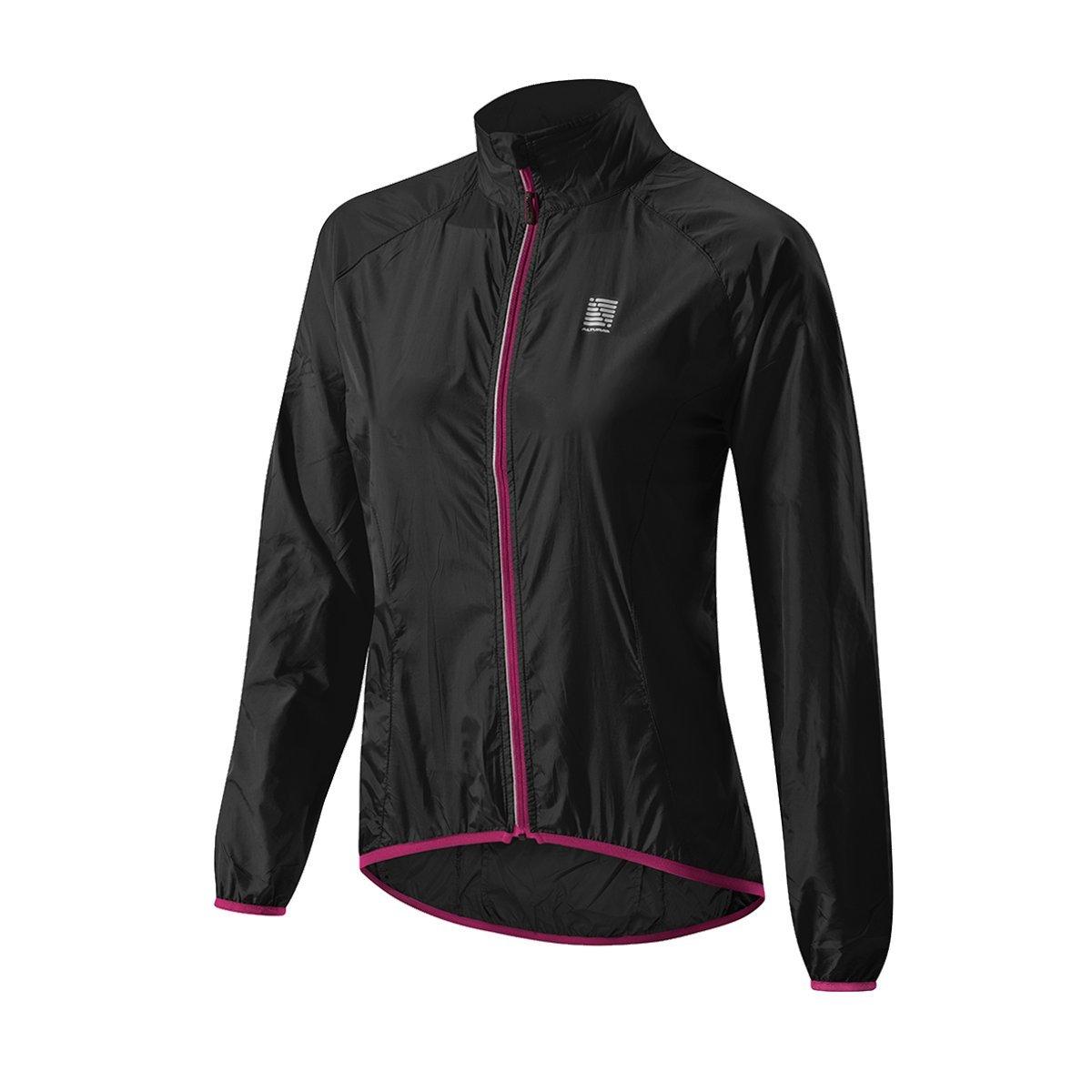 Altura Black-Pink 2016 Microlite Womens MTB Jacket