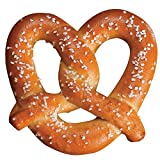 J and J Snack Super Baked Soft Pretzel, 2.5 Ounce - 100 per case.