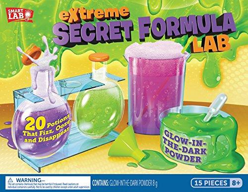 Extreme Secret Formula Lab (Smart Lab)