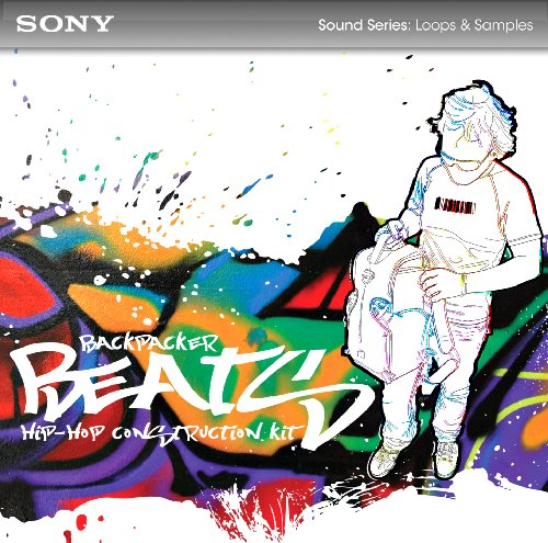 Backpacker Beats: Hip-Hop Construction Kit [Download] by Sony (Image #1)