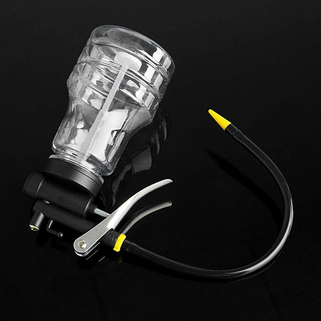 Fettpresse Schmier/ölpumpe 250 mm Dose aus Kunststoff Schmier/öl 250 cc Kanister Hochdruck/öl