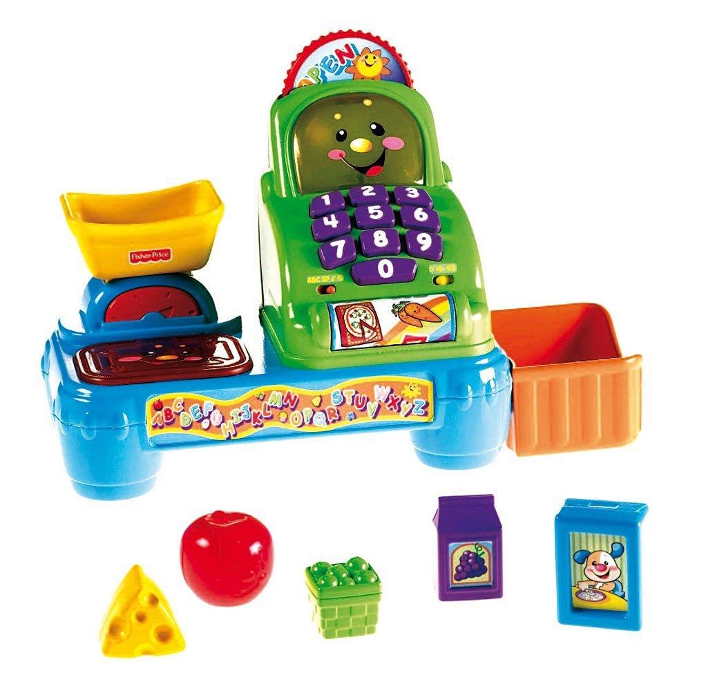 Fisher Price W Vamos De Compras Mattel