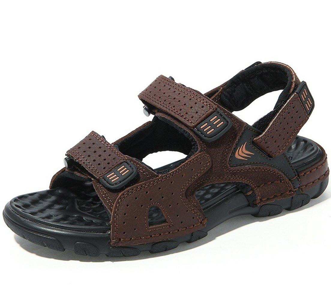 SK Studio - Zapatos con tacón Hombre 40 EU marrón