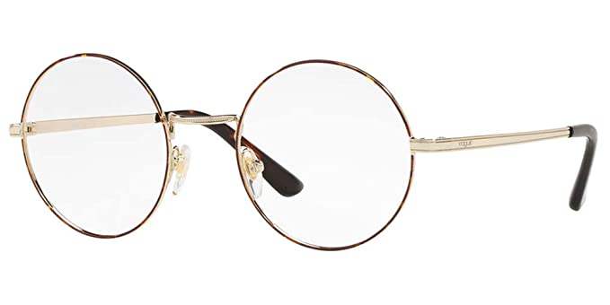 Vogue VO 4086 HAVANA GOLD women Eyewear Frames: Amazon.co.uk: Clothing