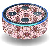 MightySkins Protective Vinyl Skin Decal for Amazon Echo Dot (2nd Generation) wrap Cover Sticker Skins Flower Crown