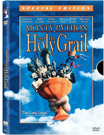 Amazon Monty Python And The Holy Grail Special Edition