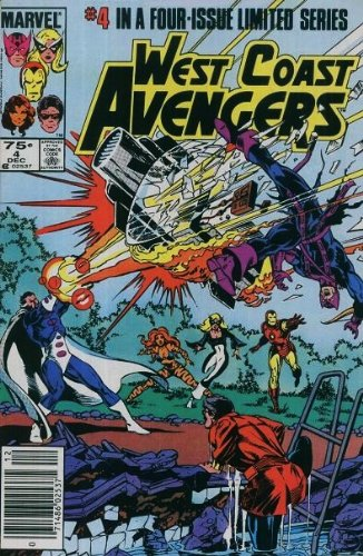 West Coast Avengers (Limited Series) (Issue ()