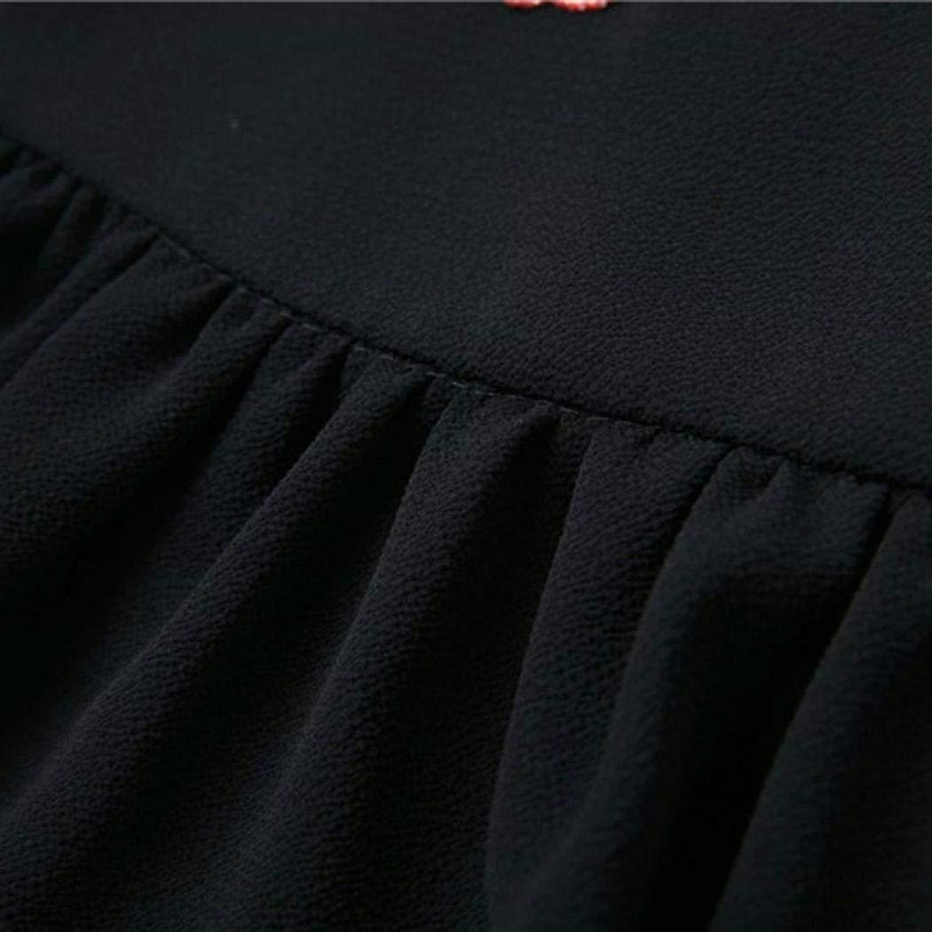 lantusi Women Casual V-Neck Short Sleeve Floral Regular Rompers Overalls