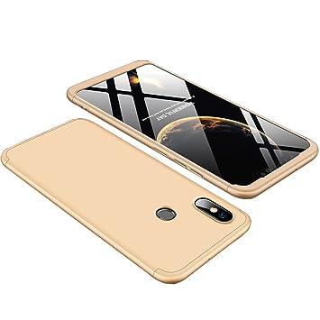 Tmusik Funda Xiaomi Mi8 Mi 8, 360 Grados Integral Carcasa ...