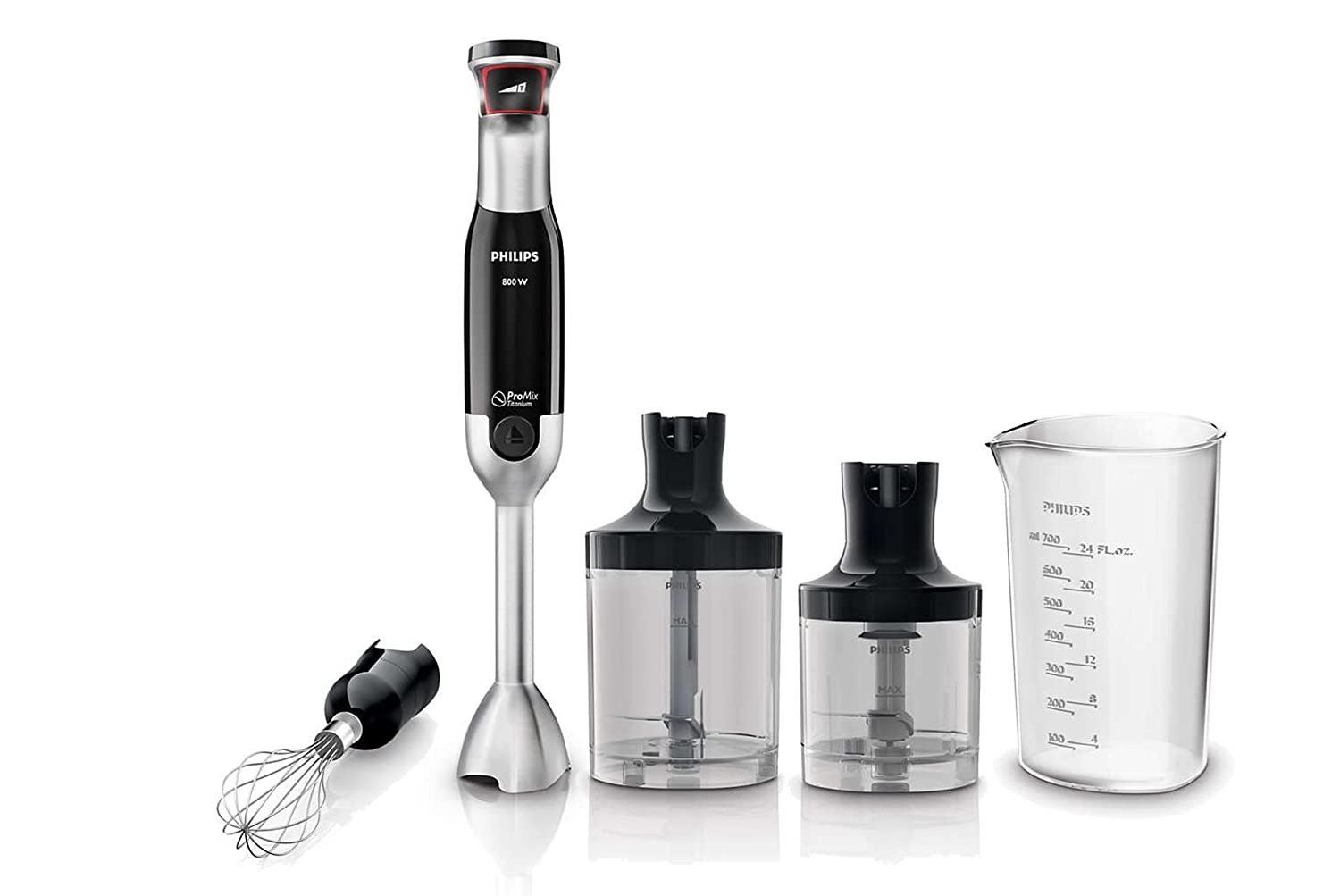 Philips Avance Collection HR1673 Immersion blender 1200L 800W ...