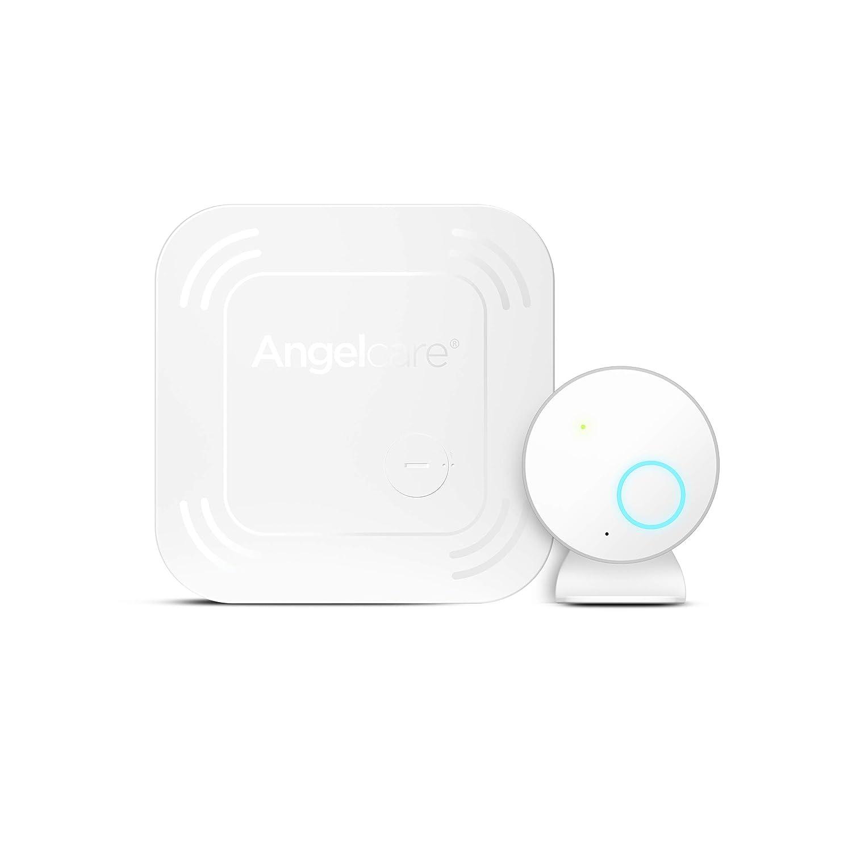 Angelcare AC017-02 Sound-Monitor, Weiß BEMML