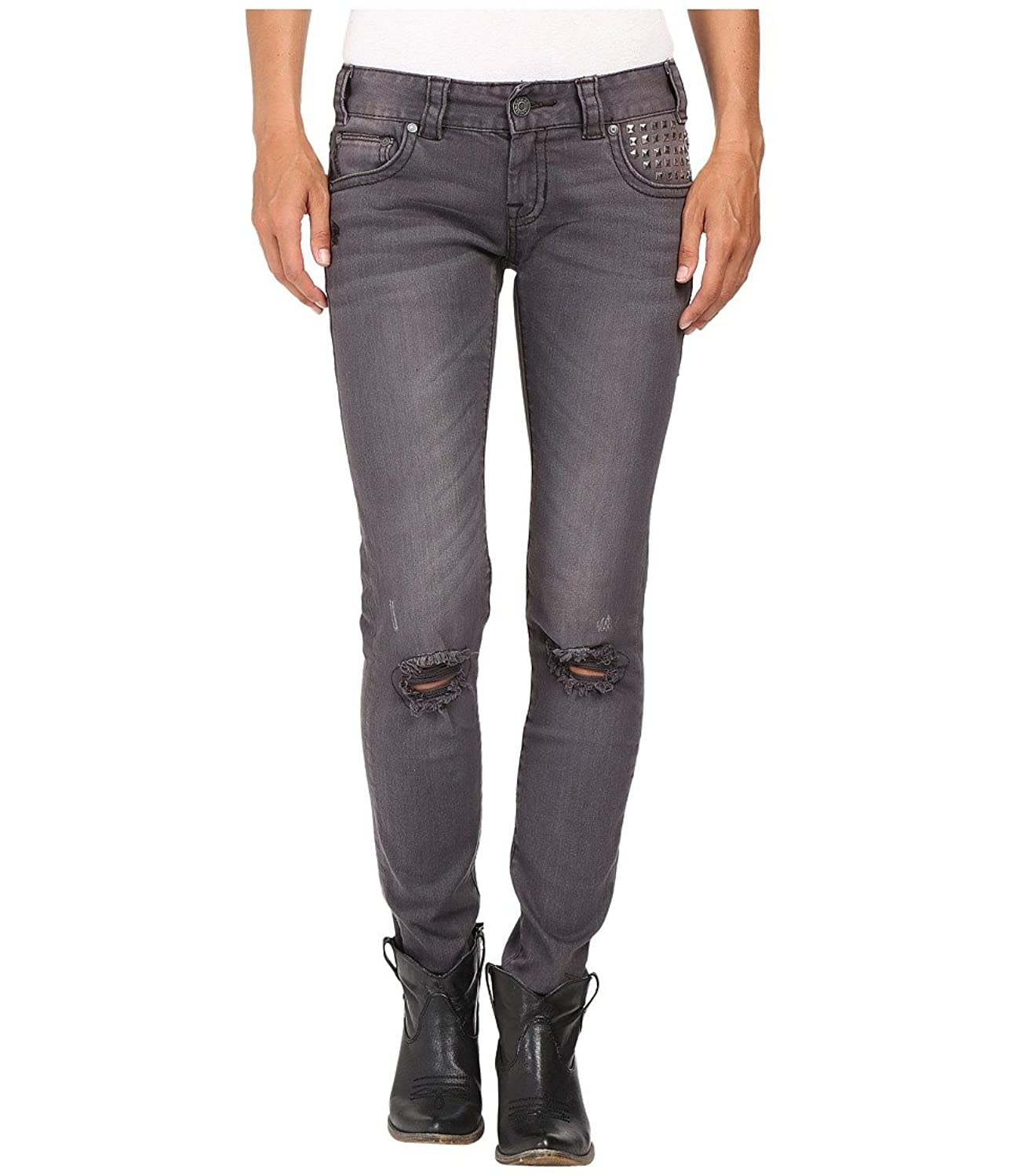 Rock and Roll Cowgirl Women's Low Rise Skinny in