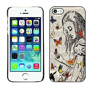 Dragon Case - FOR iPhone 5 / 5S - for the happiness - Caja protectora de pl??stico duro de la cubierta Dise?¡Ào Slim Fit